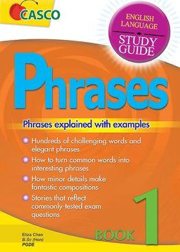 English Language Study Guide Phrases 1