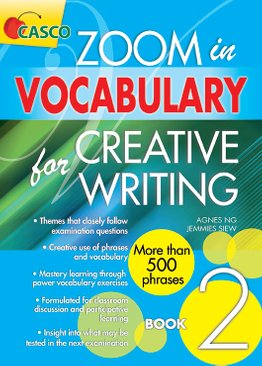 Zoom in Vocabulary for Creative Writing 2