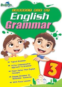 Primary 3 Correct Use of English Grammar