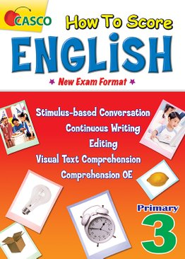 How to Score English New Exam Format Primary 3