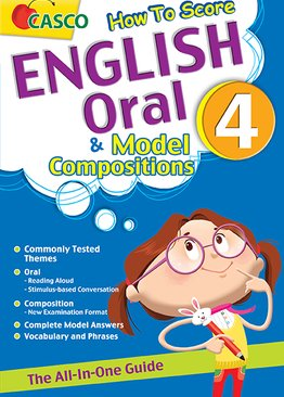 How to Score English Oral & Model Compositions P4