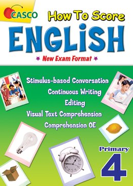 How to Score English New Exam Format Primary 4