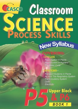 Classroom Science Process Skills Primary 5