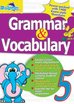 Grammar & Vocabulary Five