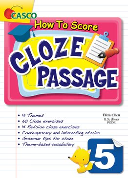 How to Score Cloze Passage 5