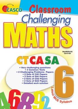 Classroom Challenging Maths 6