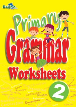 Primary Grammar Worksheets 2
