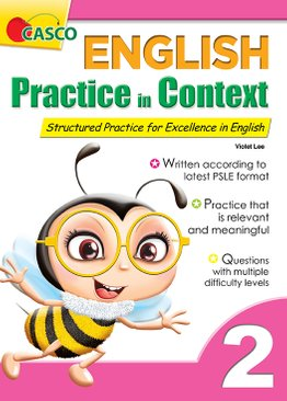 English Practice in Context Primary 2