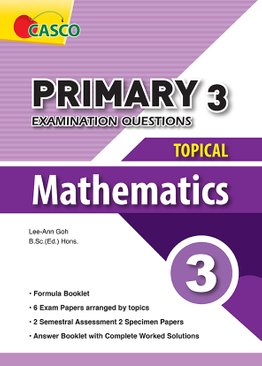 Examination Questions - Topical Mathematics 3