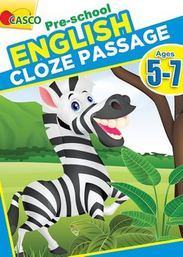 Pre-School English Cloze Passage