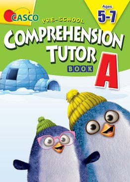 Pre-School Comprehension Tutor Book A