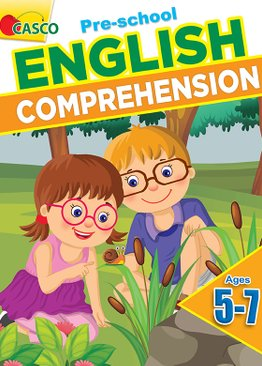 Pre-School English Comprehension