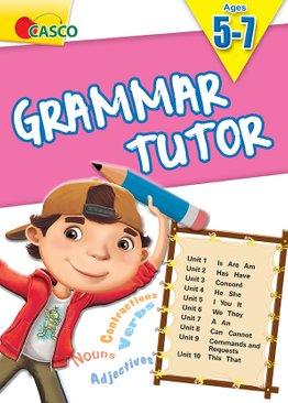 Pre-School Grammar Tutor