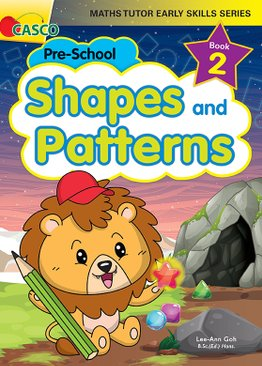 Maths Tutor Early Skills Series Book 2: Shapes and Patterns