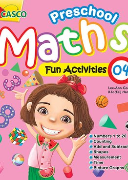 Pre-School Mathematics Fun Activities 04