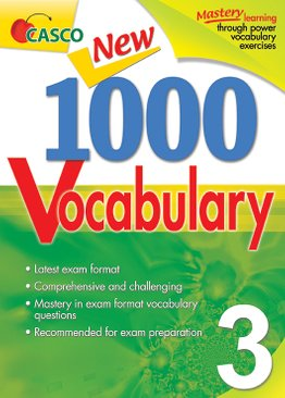 New 1000 Vocabulary 3