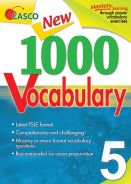 New 1000 Vocabulary 5