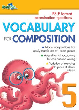 Vocabulary for Composition 5