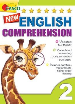 New English Comprehension 2