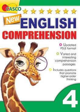 New English Comprehension 4