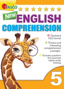 New English Comprehension 5