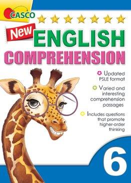 New English Comprehension 6