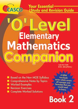 O level Elementary Maths Companion Book 2