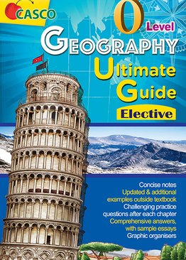 O Level Geography Ultimate Guide Elective