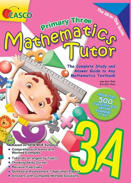 Mathematics Tutor 3A