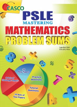 PSLE Mastering Mathematics Problem Sums