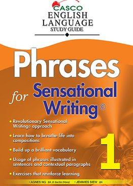 Phrases for Sensational Writing 1