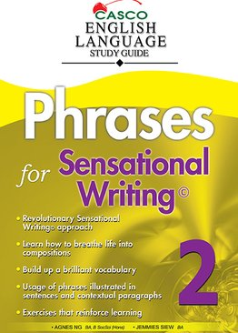 Phrases for Sensational Writing 2