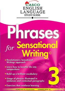 Phrases for Sensational Writing 3