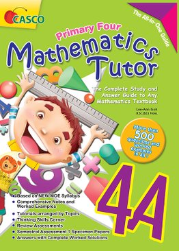 Mathematics Tutor 4A​ - Revised Edition