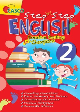 Step by Step English for Creative Writing Champions 2