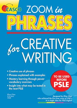 Zoom In Phrases for Creative Writing 6