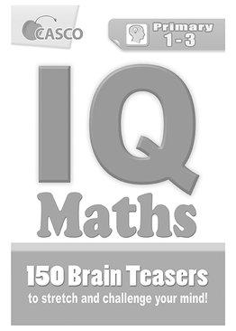IQ Maths 150 Brain Teasers 1-3