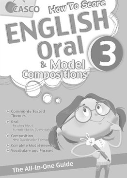 How to Score English Oral & Model Compositions P3