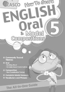 How to Score English Oral & Model Compositions P5