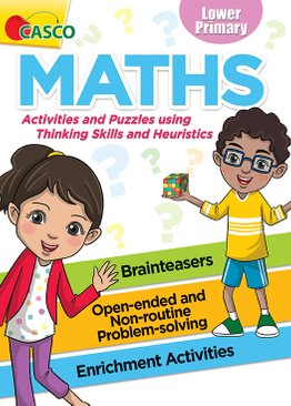 Lower Primary Maths Activities & Puzzles