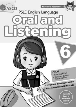P6 PSLE English Oral and Listening