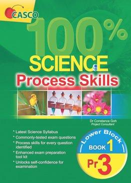 100% Science Process Skills - Primary 3
