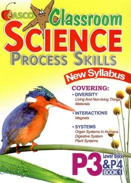 Classroom Science Process Skills Primary 3