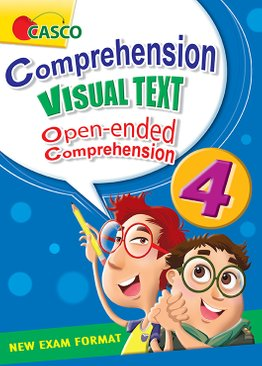 Comprehension Visual Text Open-Ended 4