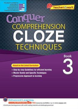 Comprehension Cloze Techniques Book 3