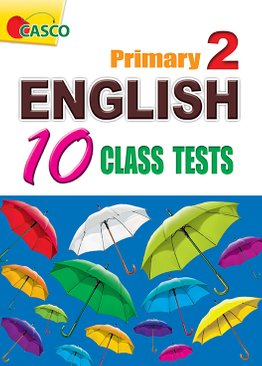 English 10 Class Tests Primary 2