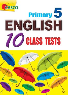 English 10 Class Tests Primary 5