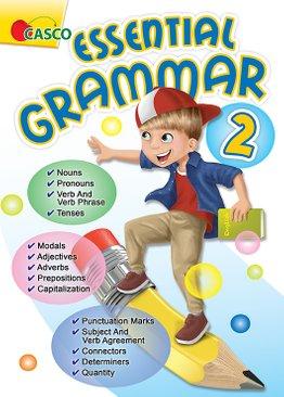 Essential Grammar for Primary 2