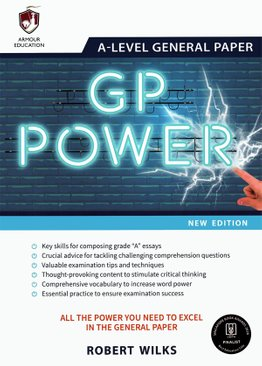 GP Power for A-Level General Paper (New Edition)