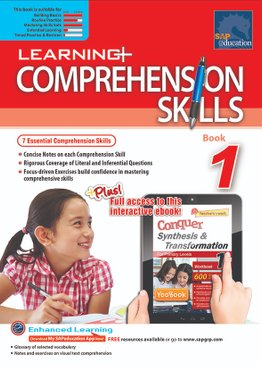 Comprehension Skills Book 1